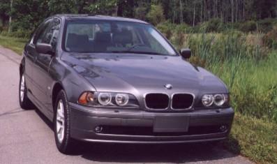bmw 525i 2003 model