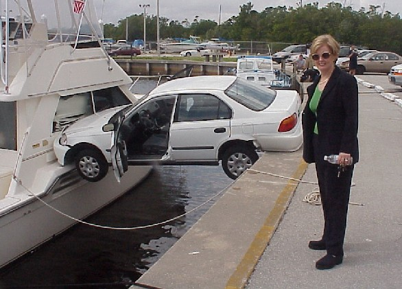 Waterside Parking